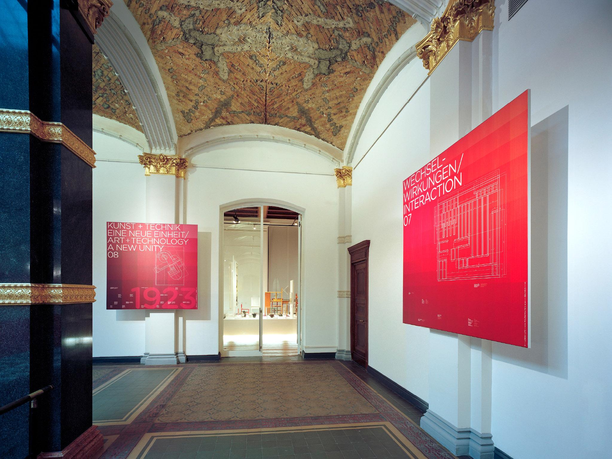 Navigating Bauhaus