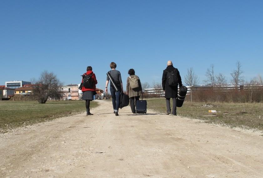 editorial team of Arbeitende Orte