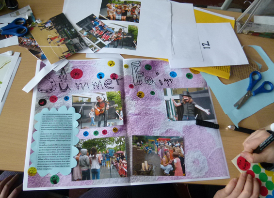Co Designing A Yearbook The Process Rose Apple