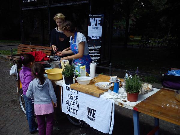 Gartenstudio at We-Traders
